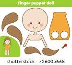 diy children educational... | Shutterstock .eps vector #726005668