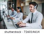 how can i help you  beautiful...   Shutterstock . vector #726014614