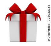gift box and present box with... | Shutterstock . vector #726033166
