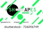 universal trend pattern... | Shutterstock .eps vector #726056749