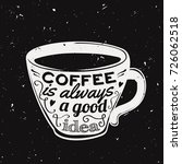 raster grunge illustration of a ... | Shutterstock . vector #726062518