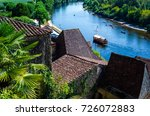 boat tour on the beautiful... | Shutterstock . vector #726072883