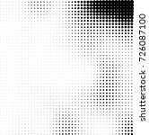 halftone black and white.... | Shutterstock .eps vector #726087100