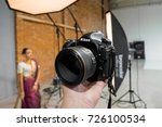 riga  september 2017   the new... | Shutterstock . vector #726100534