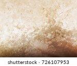 old cement texture background | Shutterstock . vector #726107953