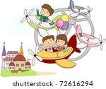 happy anniversary | Shutterstock .eps vector #72616294