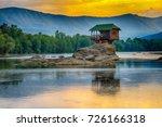 bajina basta  serbia july 31 ...   Shutterstock . vector #726166318