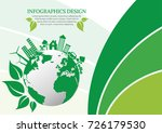 ecology connection  concept... | Shutterstock .eps vector #726179530
