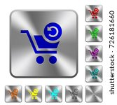 undo last cart operation... | Shutterstock .eps vector #726181660