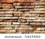brick wall very nice | Shutterstock . vector #726193303