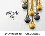 spanish prospero ano nuevo.... | Shutterstock .eps vector #726200083