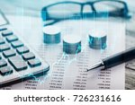 finance concept.   Shutterstock . vector #726231616