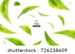 vector 3d illustration with... | Shutterstock .eps vector #726238609