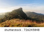 scenery view of mountain... | Shutterstock . vector #726245848