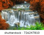 landscape photo of colorful... | Shutterstock . vector #726247810