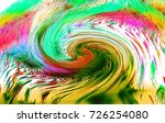 the colors in the series  ... | Shutterstock . vector #726254080