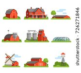 Farm House And Constructions...