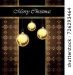 2018 merry christmas background ...   Shutterstock .eps vector #726293464