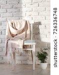 brick wall interior | Shutterstock . vector #726336748