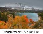 Rock Creek Lake Landscape In...