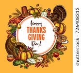 Thanksgiving Day Poster Of...