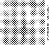black and white round spots... | Shutterstock . vector #726408574