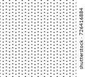 triangular blocks wallpaper.... | Shutterstock .eps vector #726416884