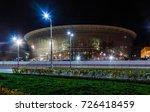 yekaterinburg  russia   o tober ... | Shutterstock . vector #726418459
