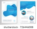 template vector design for... | Shutterstock .eps vector #726446008