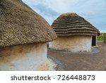 Stonehenge Neolithic Houses At...