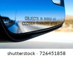 Objects In The Mirror Are...