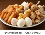 Ingredients Of Oden
