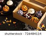 Set Of Festive Halloween...