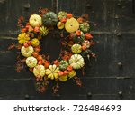 Handmade Wreath Of Small...