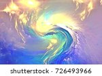 the colors in the series  ... | Shutterstock . vector #726493966