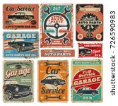 Vintage Road Vehicle Repair...