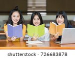 advertising  education concept  ... | Shutterstock . vector #726683878