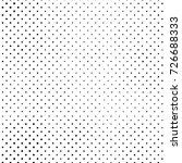black and white round spots... | Shutterstock . vector #726688333