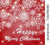 christmas   Shutterstock .eps vector #726698080