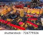 prague  czech republic  ...   Shutterstock . vector #726779326