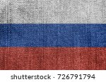 russia textile industry or... | Shutterstock . vector #726791794