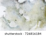 abstract watercolour background ... | Shutterstock . vector #726816184