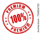 premium 100 percent vector... | Shutterstock .eps vector #726826720