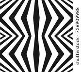 vector geometric stripes... | Shutterstock .eps vector #726909988