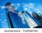 international business...   Shutterstock . vector #726968764