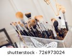 make up room | Shutterstock . vector #726973024