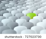 different  unique and standing... | Shutterstock . vector #727023730