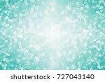 Abstract Modern Teal Green...