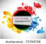 vector background | Shutterstock .eps vector #72704728
