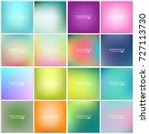 abstract creative concept... | Shutterstock .eps vector #727113730